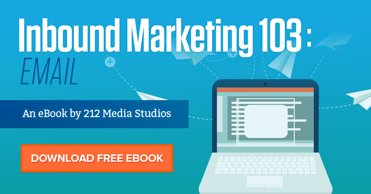 Inbound Marketing 103: Email