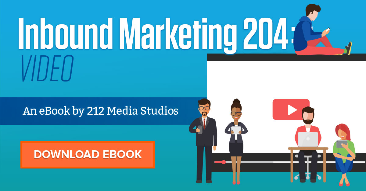 Inbound Marketing 204: Video