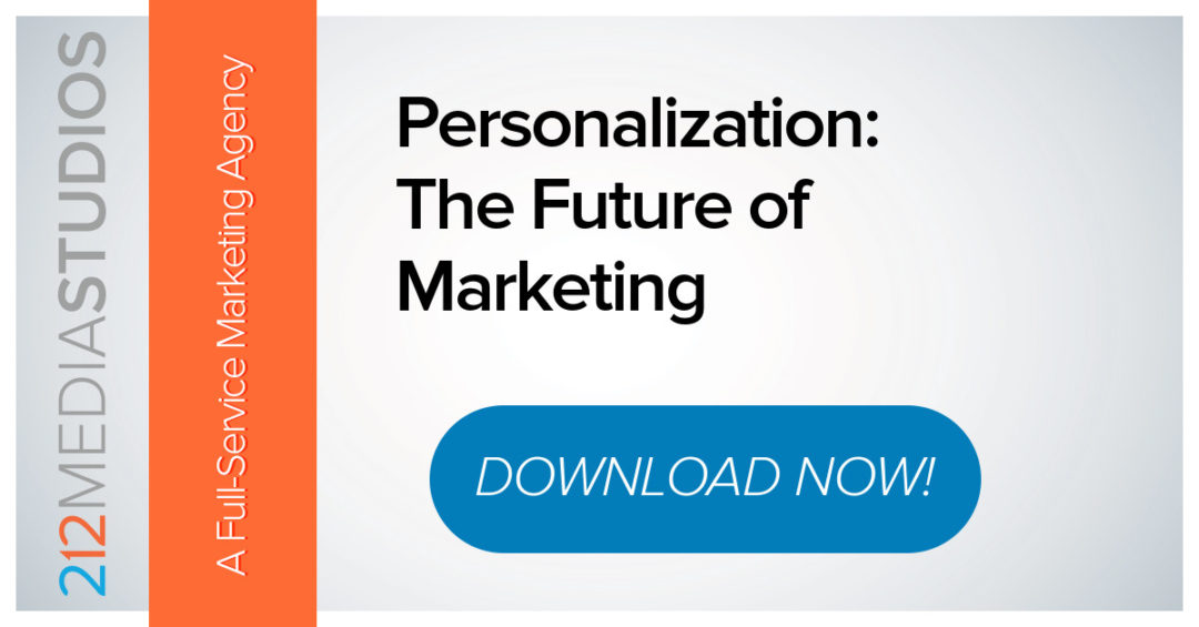 Personalization: The Future of Marketing