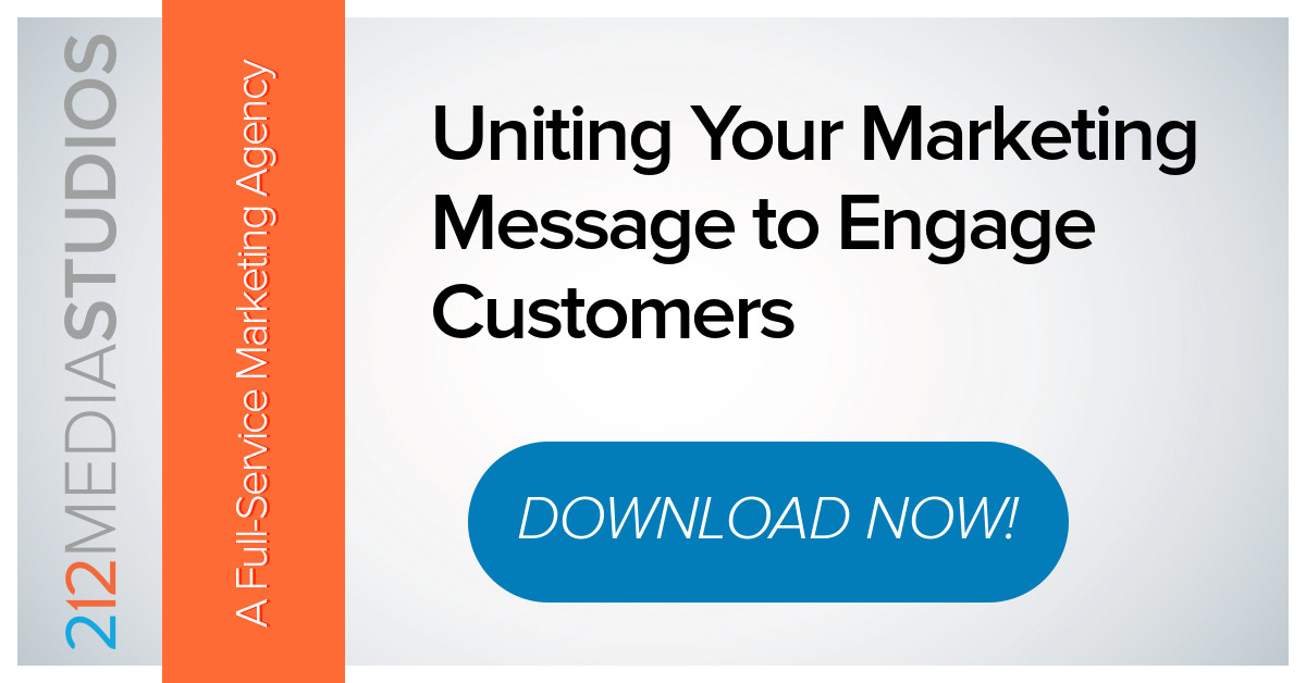 Uniting Your Marketing Message to Engage Customers