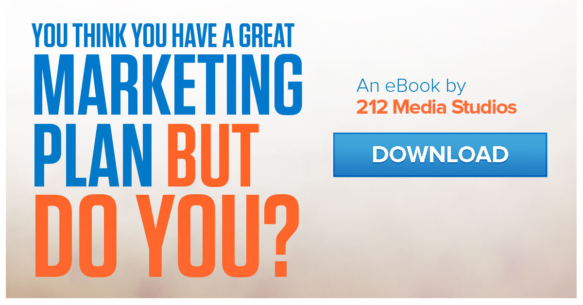 You Think You Have A Great Marketing Plan eBook