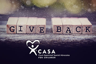 212 Gives Back - CASA