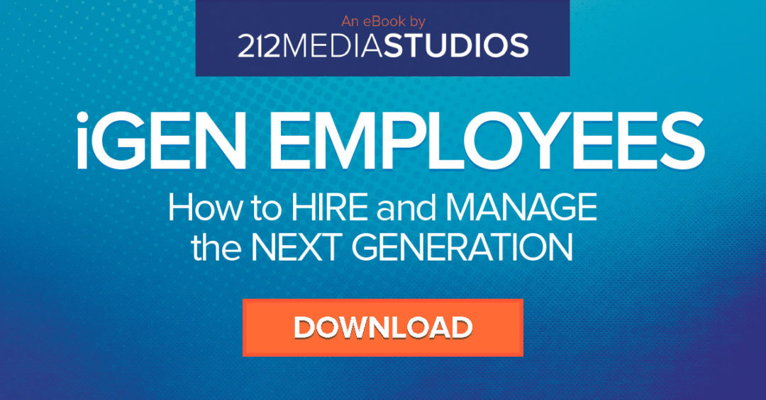 Hiring and Managing iGen Employees