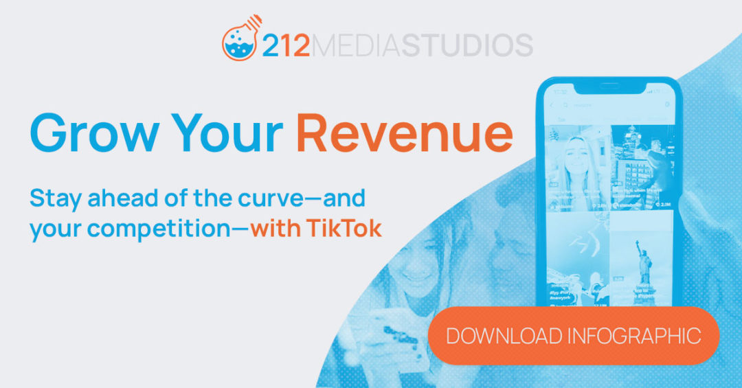 5 Reasons TikTok Will Help You Step Up Your Marketing Game